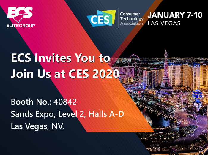 CES 2020 Invitation