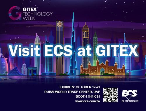 GITEX Global 2021 Invitation