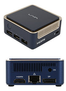 LIVA Z3E Plus mini PC
