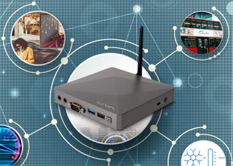ECS Releases Brand New Industrial-grade Mini PC – LIVA M300-W