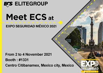 ECS exhibirá lo último en mini PC LIVA en Expo Seguridad México2021