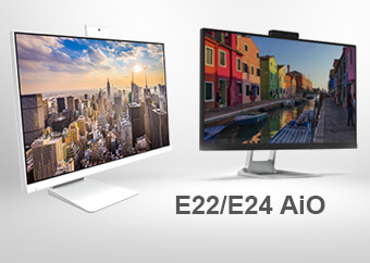 ECS introduces unlimited All-in-One PC – E22-MH410/E24-MH410