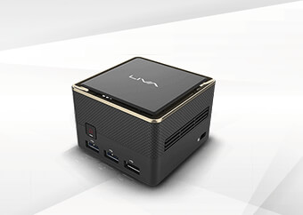 ECS Releases World's smallest 15W Mini PC – LIVA Q3 Plus